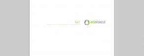 Catálogo ECOFOREST insert pellets